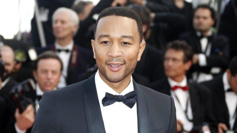 John Legend ha ganado diez premios Grammy, un Globo de Oro y un Óscar. (Foto Prensa Libre: EFE).