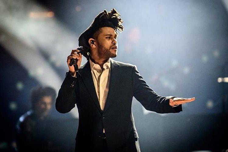 The Weeknd aspira a 19 galardones. (Foto Prensa Libre: REX Shutterstock).