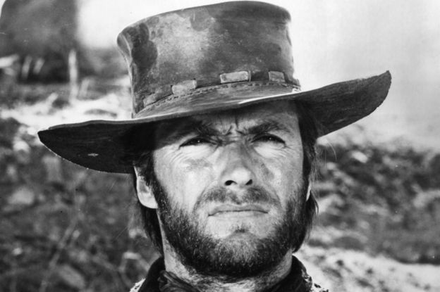 Clint Eastwood. (Getty Images)