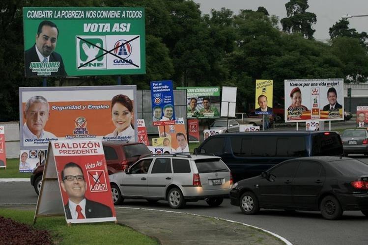 Magistrada del TSE afirma que las agrupaciones ya no debaten sobre los problemas que afronta el país. (Foto Prensa Libre: Hemeroteca PL)