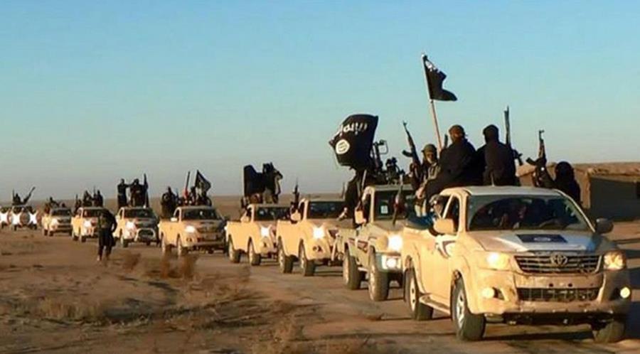 """En junio del 2014 el grupo yihadista Estado Islámico proclamó un """"califato"""" en las regiones conquistadas en Irak y Siria."""