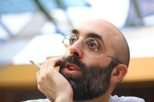 Eduardo Halfon es autor de 14 novelas. (Foto Prensa Libre: Hemeroteca PL)