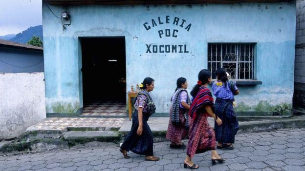 En Chichicastenango se han producido varios linchamientos durante los últimos 15 años. GETTY IMAGES