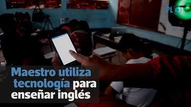 Maestro de inglés revoluciona la enseñanza en Quiché (2)