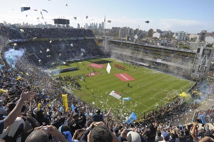 Argentina podrá jugar frente a Perú en La Bombonera. (Foto Prensa Libre: AFP)