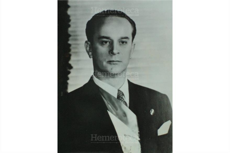 Jacobo Árbenz, presidente de Guatemala entre 1951 y 1954. (Foto: Hemeroteca PL)
