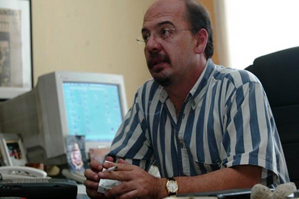 <p>Gerardo Guinea Díez, fundador de Magna Terra</p>