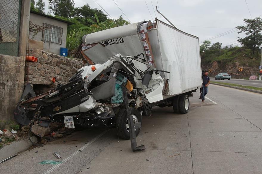 La medida también aplica para el transporte de carga.(Foto Prensa Libre: Hemeroteca PL)