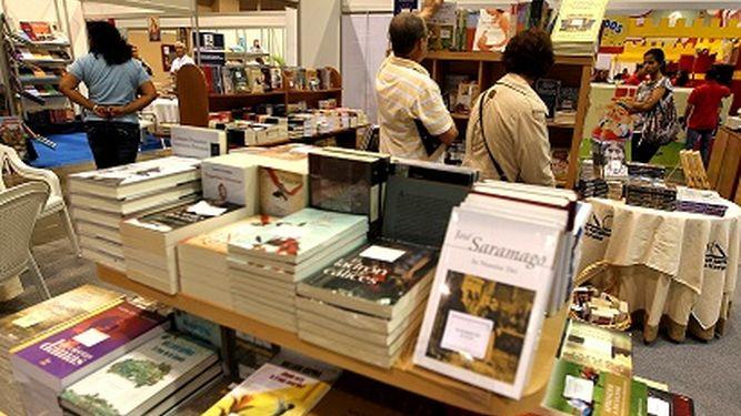 La Feria del Libro de Panamá le celebra a Guatemala. (Foto Prensa Libre: Prensa.com)