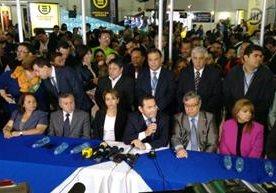 En el primer intento Morales se convierte en el Presidente número 50 de Guatemala.