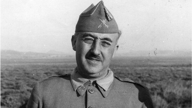 El levantamiento de Franco contra la República desencadenó la Guerra Civil Española. HULTON ARCHIVES