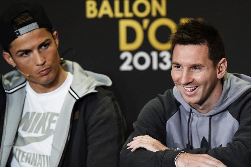 Messi y Cristiano son los jugadores que más fama en el mundo. (Foto Prensa Libre).