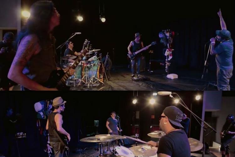 """La banda guatemalteca Viernes Verde lanza el video del tema """"Dormir sin llorar"""". (Foto Prensa Libre: Viernes Verde)"""