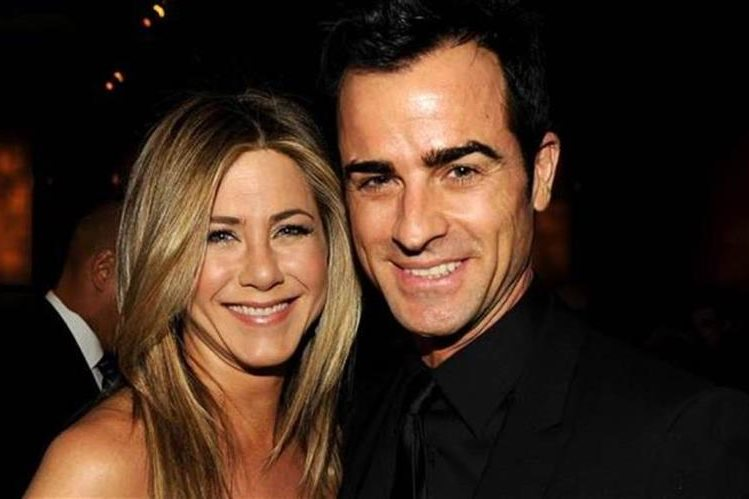 Jennifer Aniston y Justin Theroux se casaron en agosto de 2015. (Foto Prensa Libre: Hemeroteca PL)