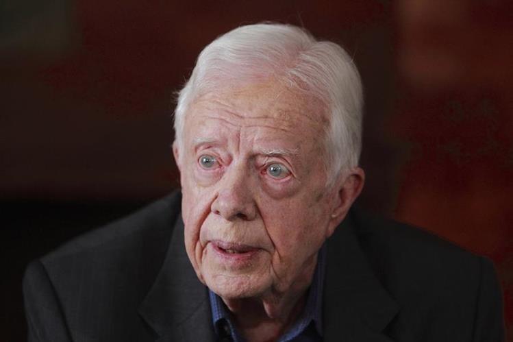 <em>Jimmy Carter, expresidente de EEUU:</em>