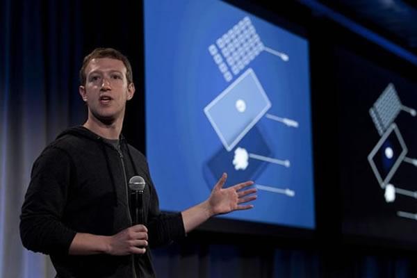 Facebook se vio afectada en 2017 por la difusión de noticias falsas (Foto Prensa Libre: EFE).