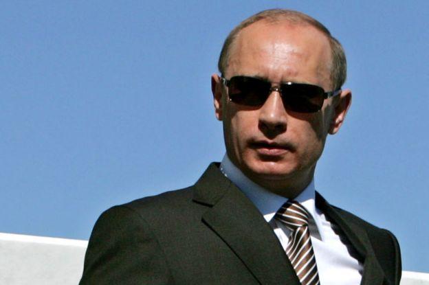 Vladimir Putin fue presidente de Rusia desde 2000 hasta 2008 y tras un periodo como primer ministro en 2012 regresó al cargo. GETTY IMAGES