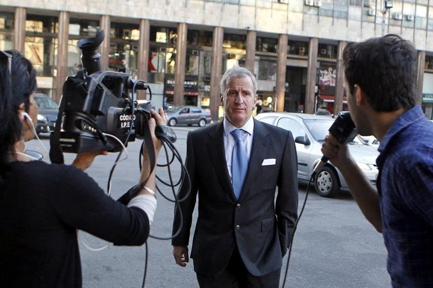 """Juan Pedro Damiani renunció al cargo el miércoles, luego del escándalo de los """"Panama Papers"""". (Foto Prensa Libre: EFE)."""