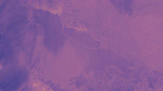 Esta imagen de la NASA muestra cómo la grieta se cerró, dejando al iceberg definitivamente separado de la plataforma. AQUA / MODIS / NASA