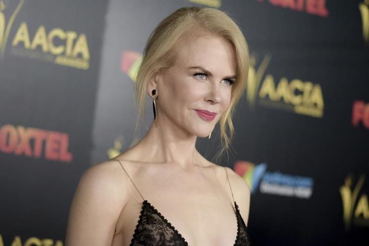 La actriz Nicole Kidman aseguró que sus palabras sobre Donald Trump fueron malinterpretadas. (Foto Prensa Libre: AP).
