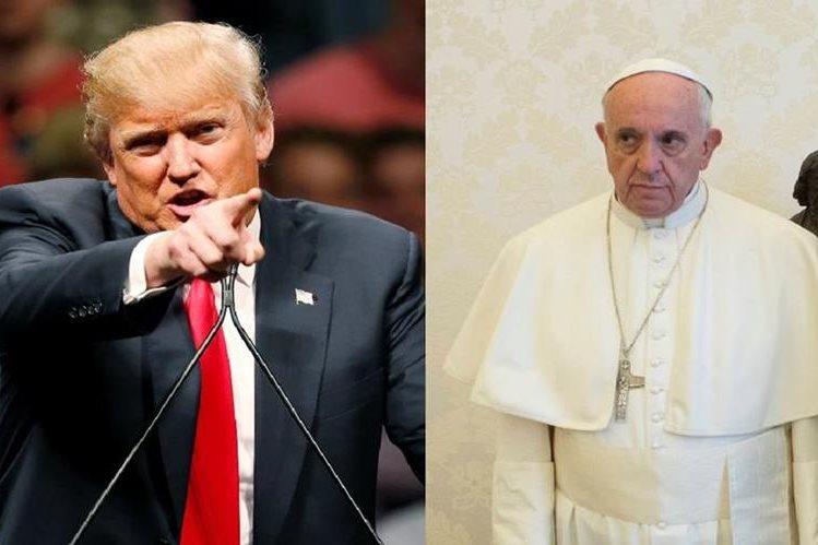 Donald Trump y el papa Francisco están en la lista de nombres al Nobel de la Paz.