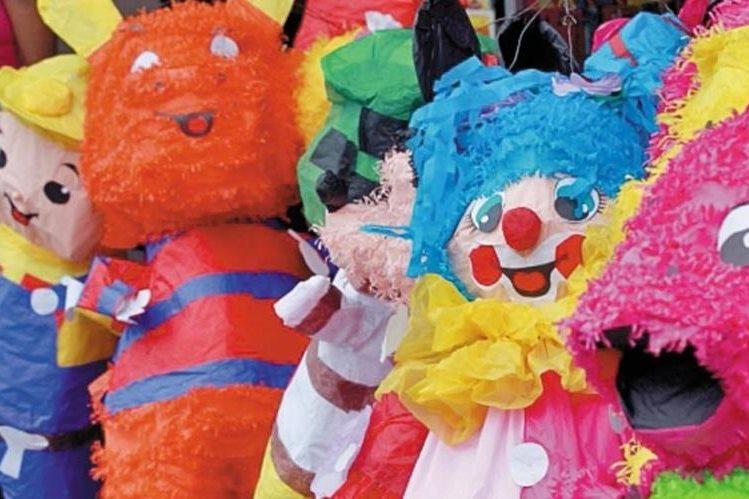 En diversos lugares se han organizado actividades, este fin de semana, para celebrar el Día del Niño. (Foto Prensa Libre: Hemeroteca)