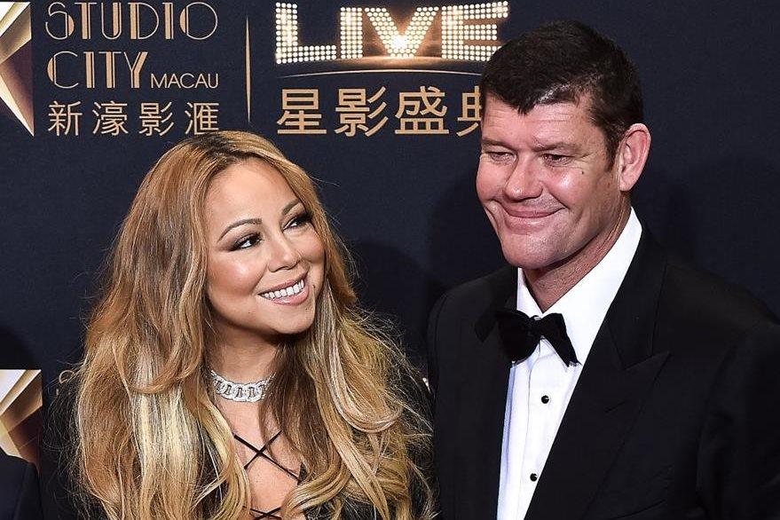Mariah Carey y James Packer se casarán próximamente. (Foto Prensa Libre: AFP)