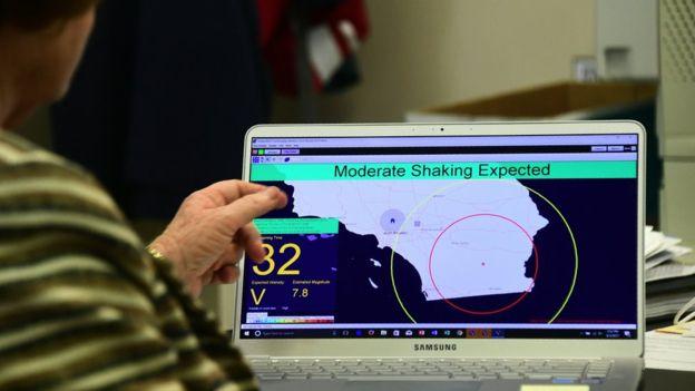 Un sistema de advertencia para la costa oeste de EE.UU. será lanzada más adelante en 2018. (GETTY IMAGES)