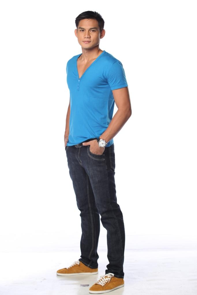 Ervic Vijandre, actor filipino. (Foto: Hemeroteca PL).
