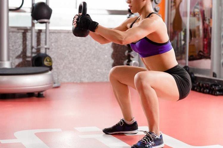 Las rutintas de ejercicio enfocadas en el glúteo benefician el desempeño atlético (Foto Prensa Libre: Hemeroteca PL).