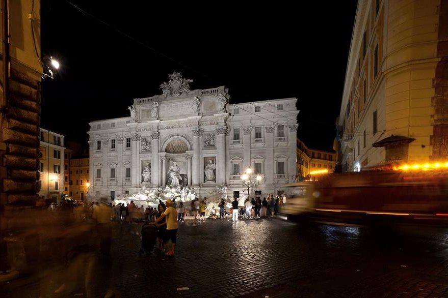 Roma se caracteriza por su cultura y edificios únicos. (Foto Prensa Libre: AFP)
