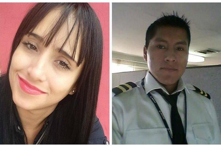 Los tripulantes sobrevivieron y serán dados de alta. (Foto Prensa Libre: Redes sociales)