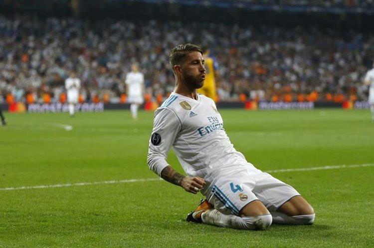 Sergio Ramos volvió a ser clave en la victoria del Real Madrid.