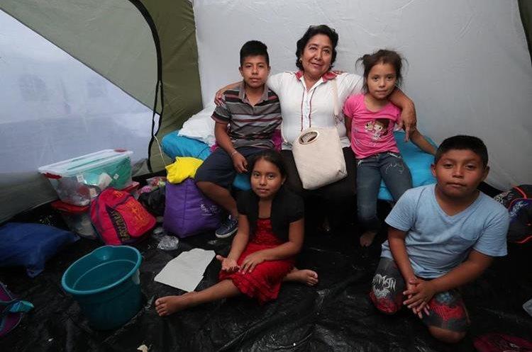 El gran albergue será administrado por Cáritas de Guatemala y las municipalidades de Guatemala y Escuintla.