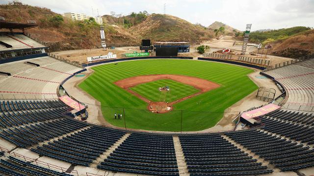 El estadio Rod Carew será la sede para el clásico mundial. (Foto Prensa Libre: www.worldbaseballclassic.com)