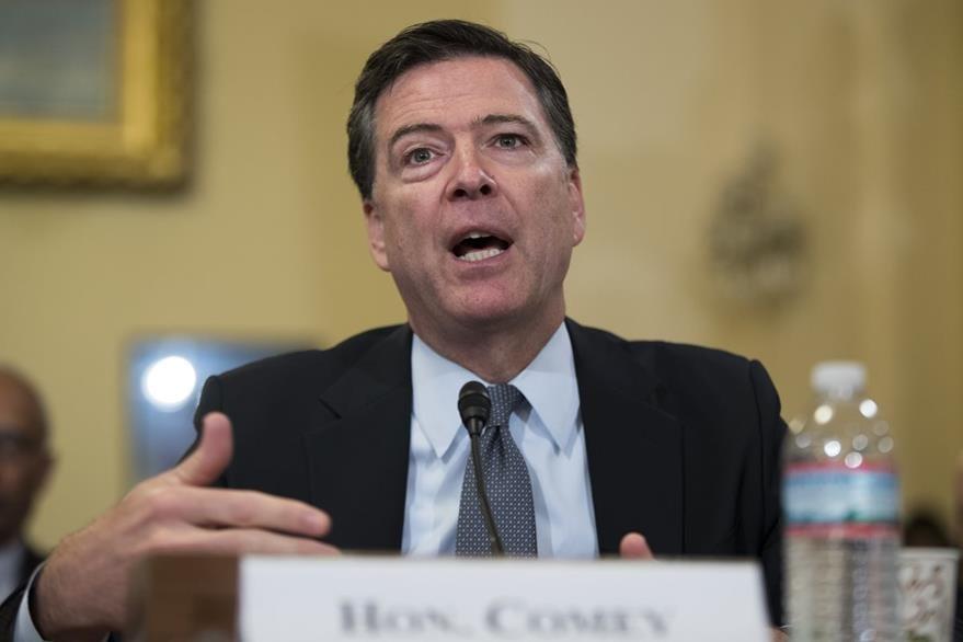 James Comey, director del FBI. (Foto Prensa Libre: AP).