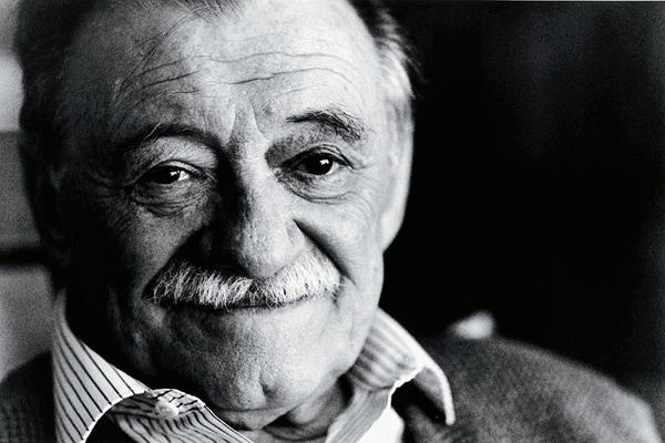 El escritor Mario Banedetti falleció en el 2009 (Foto Hemeroteca PL)
