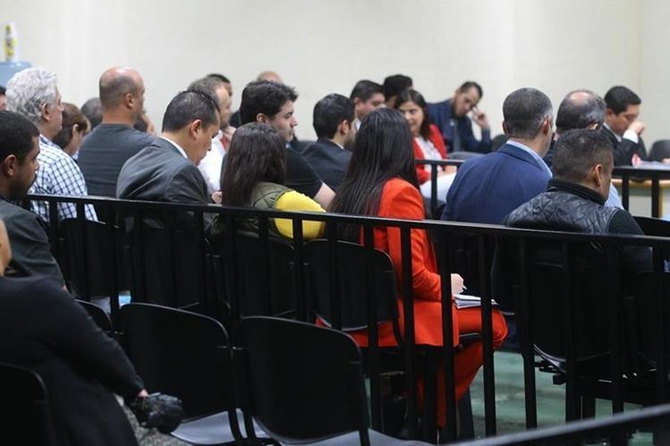 Ministerio Público reveló dos colaboradores eficaces en caso Construcción y Corrupción. (Foto Prensa: Álvaro Interiano)