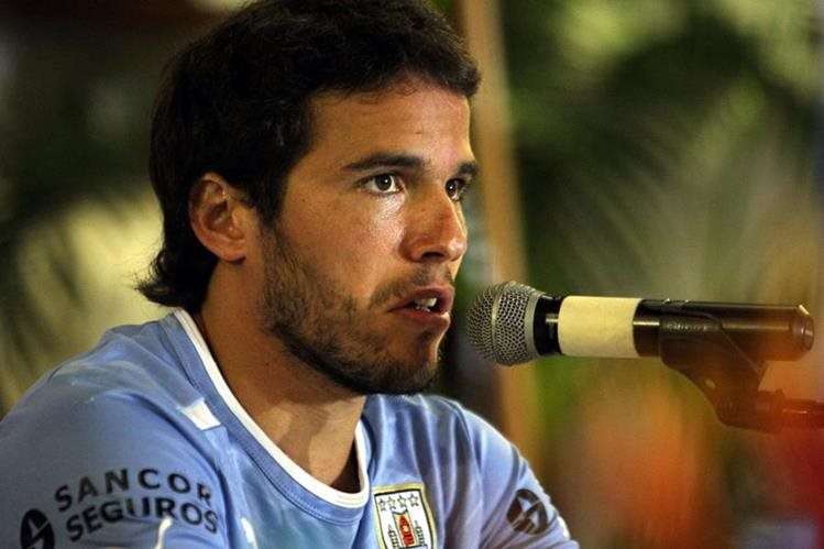 El jugador uruguayo Álvaro Tata González aspira a grandes cosas en la Copa América. (Foto Prensa Libre: Tomada de internet)