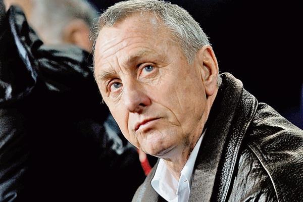 El exentrenador del Barcelona Johan Cruyff, se sinceró en un portal de internet. (Foto Prensa Libre: AP )