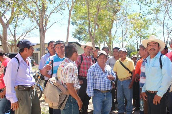 <p>Campesinos de la comunidad El Carrizal, Poptún, han denunciado intimidaciones de soldados beliceños. (Foto: Archivo)<br></p>