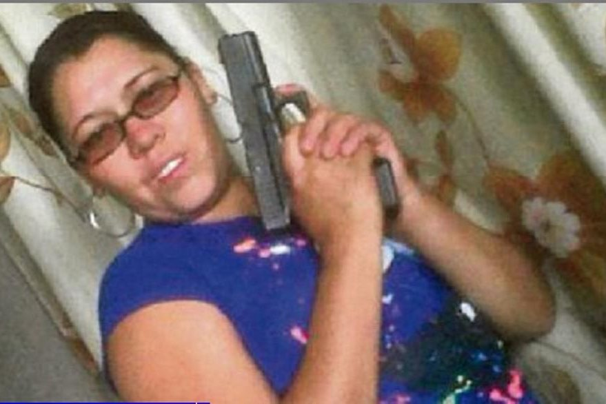 El Ministerio Público encontró en Facebook una foto de  Sonia Barillas, sindicada de sicariato. (Foto Prensa Libre: Hemeroteca PL)