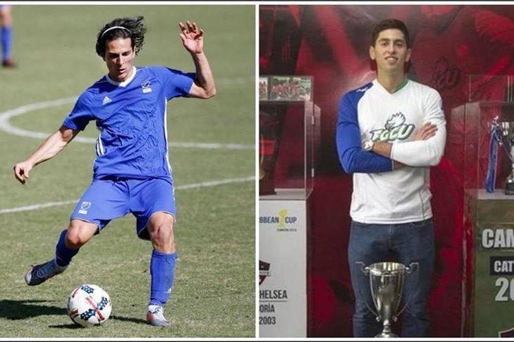 Pablo Aguilar y Nicolás Samayoa dieron sus primeros pasos en el futbol en Futeca, y han logrado trascender. (Foto Prensa Libre: Hemeroteca PL)