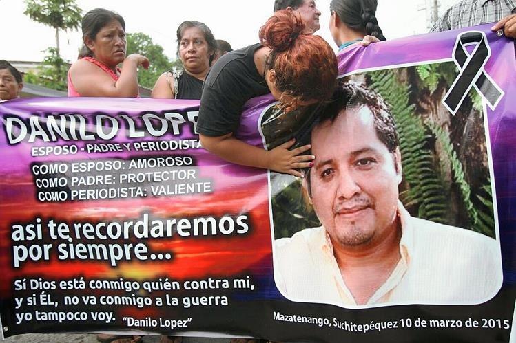 Fiscales que investigan el doble crimen de corresponsales fueron amenazados: (Foto Prensa Libre, Hemeroteca PL).