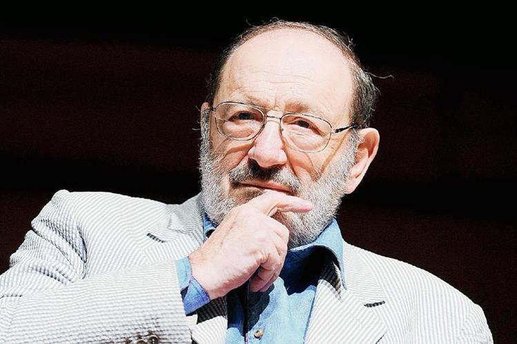 Umberto Eco fallece a los 84 años. Foto Prensa Libre: HemerotecaPL).