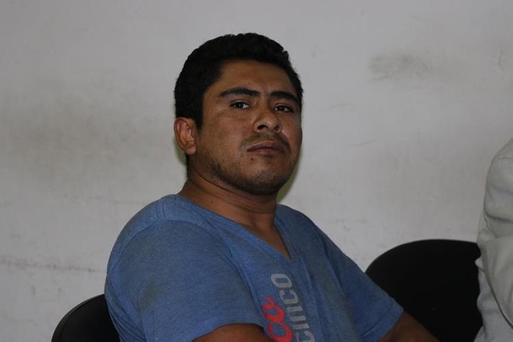 Edwin Geovany Monroy Carías, reside en la colonia Vista Hermosa, Jocotenango, Sacatepéquez. (Foto Prensa Libre: Julio Sicán)
