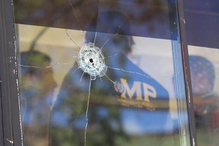 En Guatemala las extorsiones son la principal causa de violencia, los ataque son en su mayoría contra pilotos del transporte público. (Foto Prensa Libre: Hemeroteca PL)