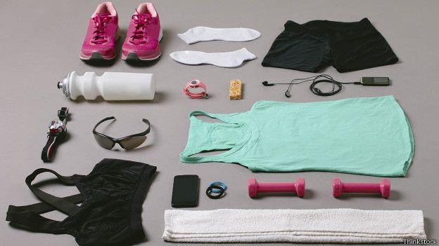 Para mucha gente ya no se trata de buscar un pantalón corto y la primera camiseta del armario para salir a hacer ejercicio. (THINKSTOCK)