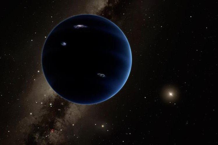 Científicos dicen que finalmente tienen evidencia sólida de la existencia del Planeta X.(Foto Prensa Libre: AP).