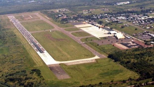 La base de Palmerola fue construida por Washington entre 1984 y 1985.